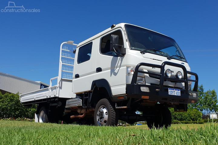 All Wheel Drive Trucks for Sale in Australia
