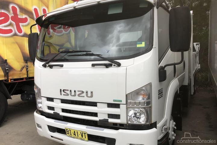 Dual Cab Trucks for Sale in Australia - constructionsales com au