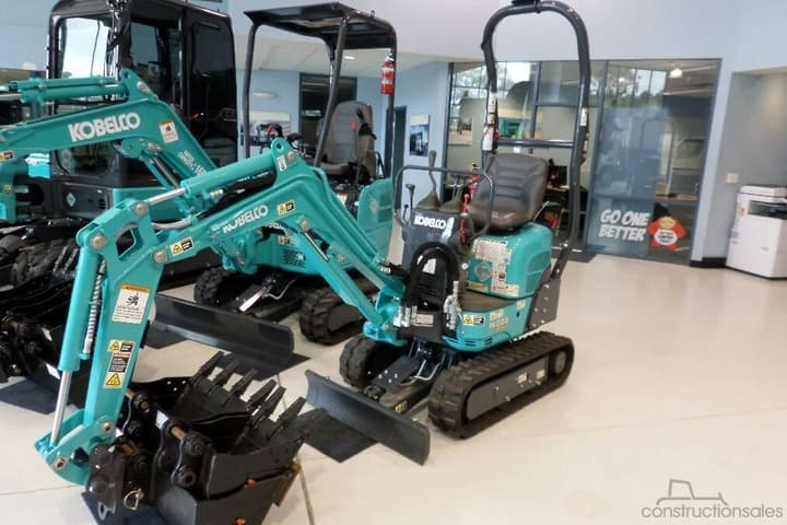 Kobelco Sk008 Construction Equipments For Sale In Australia