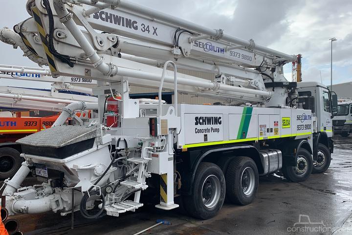 Concrete Pump Concrete Equipments for Sale in Australia