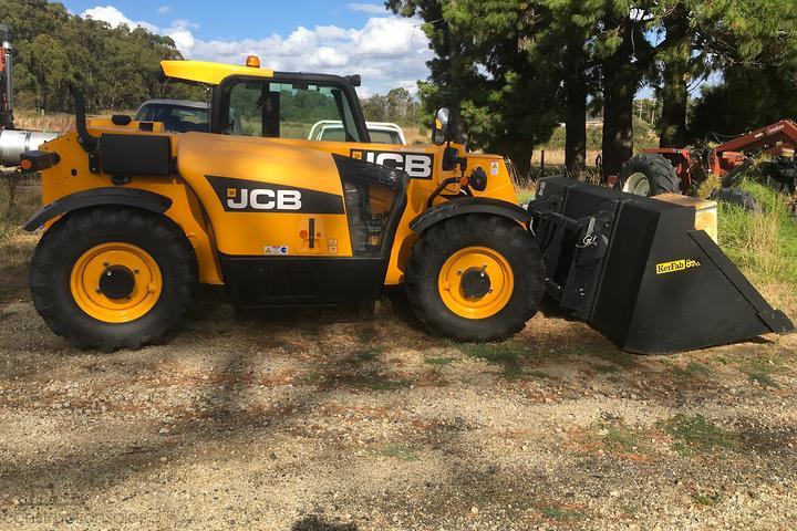 JCB Construction equipments for Sale in Australia