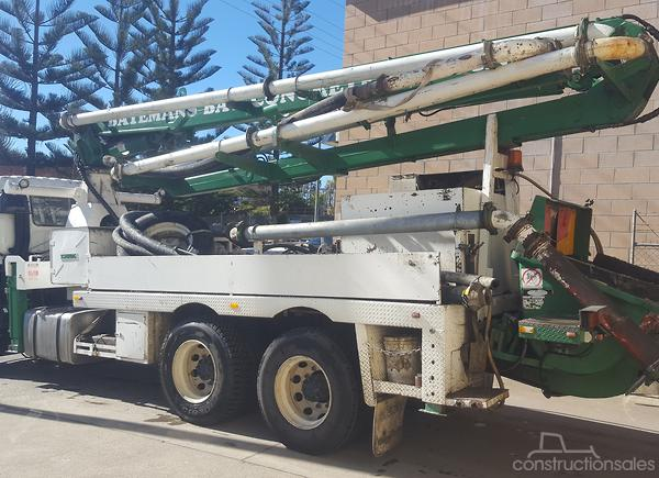 schwing concrete pump Concrete Equipments for Sale in New South