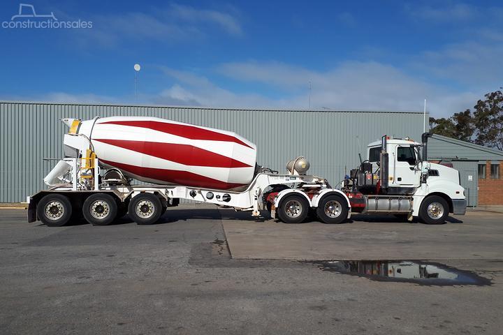 Concrete Trucks for Sale in Australia - constructionsales com au