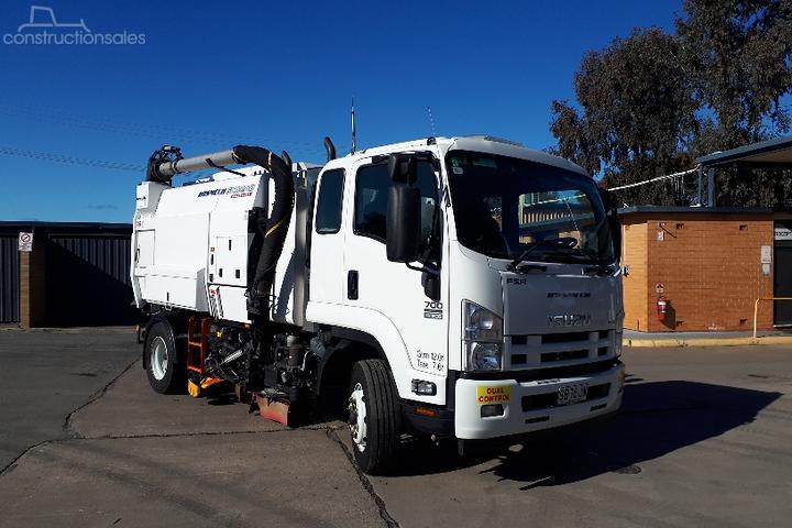Street Sweepers Sweepings for Sale in Australia