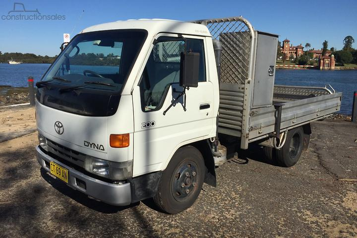 Toyota Trucks for Sale in Australia - constructionsales com au