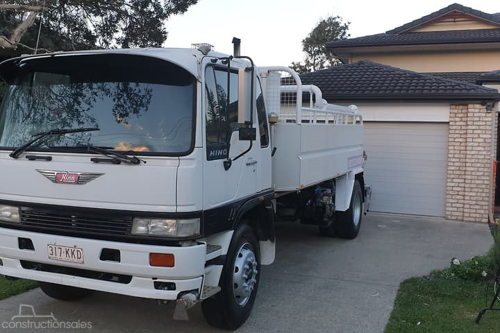 Hino Construction equipments for Sale in Australia